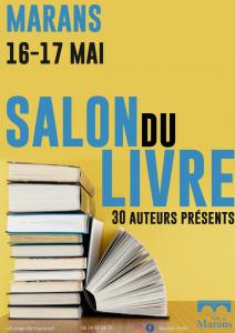Salon du livre de Marans (17) @ Halle aux poissons, Marans
